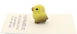 Hagen-Renaker Miniature Ceramic Bird Figurine Canary Tweetie Baby Chick Set of 1 image 6