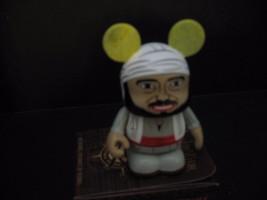 "New Vinylmation Disney Indiana Jones 3"" Series One Sallah White Figurine - $8.59"