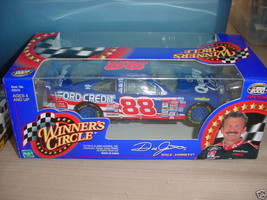 Dale Jarrett Ford Credit #88 Winner's Circle Car 1/24 Free Usa Shipping - $32.71
