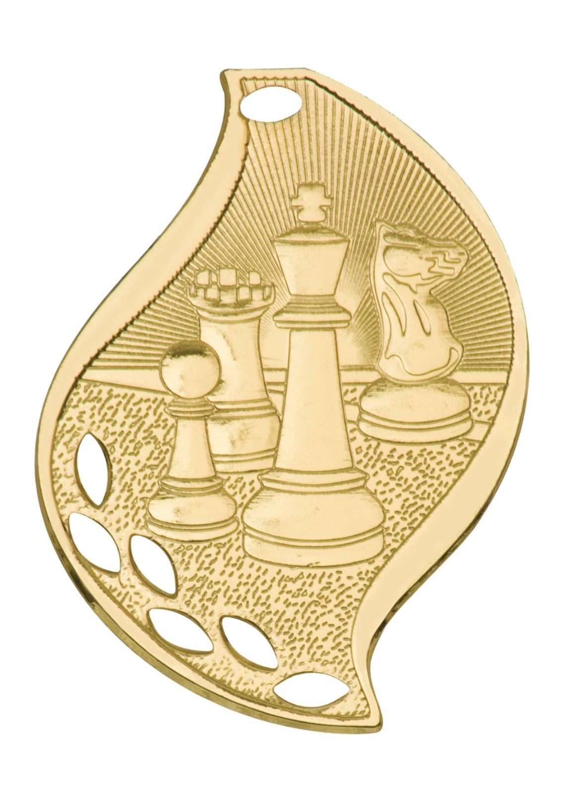 Chess Medal Award Trophy With Free Lanyard FM203 School Team Sports - $0.99 - $159.00