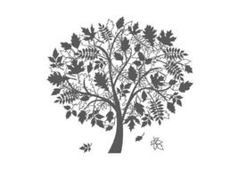 Stampin' Up! Leaves of a Tree Rubber Stamp