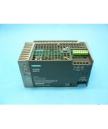 Siemens 6EP1436-1SH01 SITOP Power Supply 400-500 VAC 3 Phase X 24VDC 20 ... - $749.99