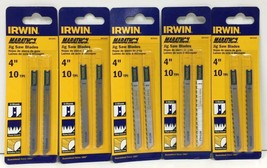 "(New) Irwin Marathon 3071412 4"" 10 TPI  Wood Reciprocating Saw Blade Lot... - $37.61"