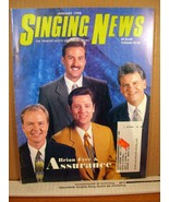 Singing News Magazine January 1998 Brian Free & Assurance - $8.99