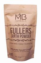 MB Herbals Fullers Earth Powder 227 Gram   Half Pound   Pure Fuller's Ea... - $11.02