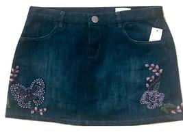 GAP Kids Girl's Denim Skirt Size 18 regular - $14.84