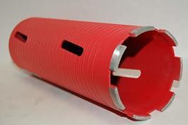 "DRY Type 1""-4"" Set Diamond Coring Bit - Concrete Core Drill by BLUEROCK Tools - $245.00"