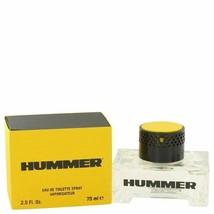 Hummer by Hummer Eau De Toilette Spray 2.5 oz for Men - $20.15