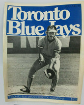 Toronto Blue Jays 1977 Scorebook Magazine - unscored - $9.82