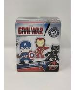 Funko Mystery Mini: Captain America 3: Civil War One Mystery Figure - $4.00