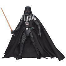 Star Wars The Black Series 6-Inch Action Figure Darth Vader w/ Light Saber - $38.14 CAD