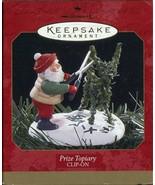 1997 New in Box - Hallmark Keepsake Christmas Ornament - Prize Topiary - $6.67
