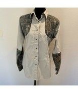 Browning - FOR HER - hunting shooting shirt BUTTON DOWN SIZE XL - $22.30