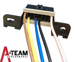 A-Team Performance OBD II OBD2 Dash Port Wire Pigtail Wiring Harness Plug In Cab image 2