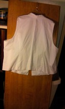 WOMEN'S VEST BY THE LANE COLLECTION / SIZE 28 - $29.99