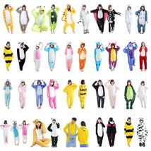 Hot Adulte kigurumi Anime cosplay costume animal Onesie Pyjamas sleepwea... - $27.99