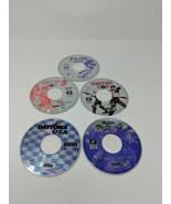 Sega Saturn Disc Only Game Lot Nights Virtua Cop Fighter 2 Daytona USA W... - $39.59