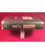L. Ron Hubbard DIANETICS First edition First printing 1950, Dust Jacket. - $441.00