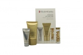 Elizabeth Arden Ceramide Gift Set 7 X Advanced Ceramide Capsules + 5ML Superstar - $57.21