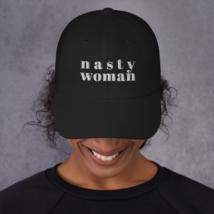 Nasty Woman Hat // Nasty Woman Dad hat image 3