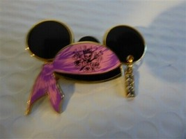 Disney Trading Pins 50982 Mickey Mouse Ear Hat - Pirate Princess - $9.50