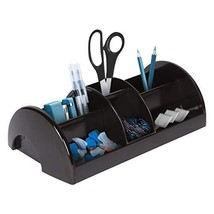 Desk Organizer with Sliding Middle Section, Home Accessories Organizer f... - €21,71 EUR