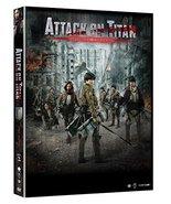 Attack on Titan Movie #2 DVD Japanese fantasy Martial Arts Action movie ... - $19.99