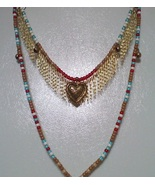 HEART and SOUL HORSE RHYTHM BEADS ~ HORSE SIZE / Approx. 54 Inches - $43.00