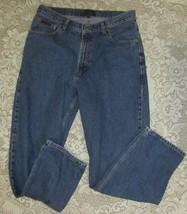 Vintage Tommy Hilfiger jeans flag logo 34x30 - $95.00