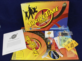 2010 Thrive Time for Teens Board Game, accredited edition learn responsi... - $39.95