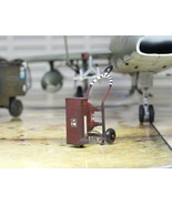 USAF Fire Extinguisher F4B for aircraft in base 1:48 Pro Built Model - $24.75