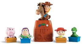 Toy Story 3 Woody's Run Around Round Up Game - $141.55