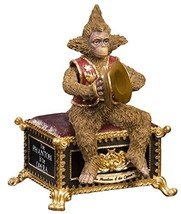 The San Francisco Music Box Company Phantom of The Opera Musical Monkey ... - $95.92