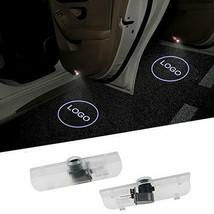 2Pcs Car Door Light Up LED Logo Projector Lights For Nissan Altima Maxima Armada - $23.30