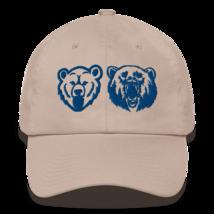 2 Bears Hat / Bears Hat / Dad hat image 4