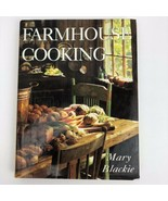Farmhouse Cooking by Mary Blackie Illustrations  1994 - $10.53