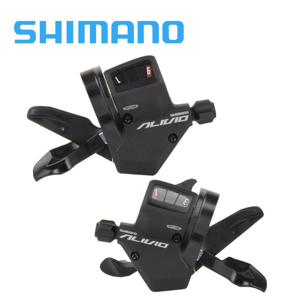 KHNW Shimano SLX SL-M670 Rapid Fire Plus Mountain Bicycle Shifter