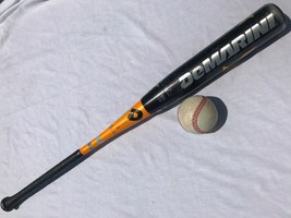 DeMarini 31 x 17.5  Vexxum DX1 Baseball Bat half and half alloy BPF USSSA - $24.70