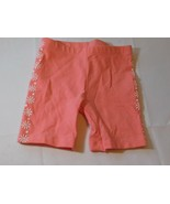 Gymboree Baby Girl's Bike Shorts 18-24 Months 15GYMaySM3 coral white NWOT - $15.66