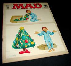MAD Magazine 172 Jan 1975 INFLATABLE CHRISTMAS TREE Xmas Norman Mingo Co... - $14.24