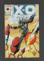 X-O Man of Manowar #23 - Valiant - December 1993 - White Knights & Black... - $5.49