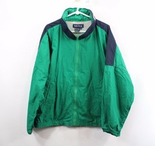 Vintage 90s Nautica Mens Large Spell Out Boat Logo Full Zip Hooded Jacke... - $75.19