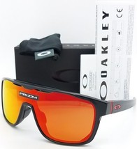 Oakley Crossrange Shield sunglasses Black Prizm Ruby OO9390-0831 red Asi... - $98.99