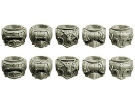 SPCB5704 Spellcrow 28mm Sci-Fi - Changed Legions: Changed Knight Torsos