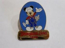 Disney Trading Pins  1876 Disneyland Hotel 1999 - $9.50