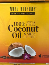 Shampoo; Marc Anthony Trtue Professional / 100% Extra Virgin Coconut Oil And She - $26.99+