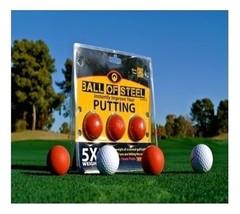 Eyeline Golf Ball of Steel (3-Pack) - $27.95