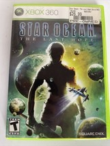 Star Ocean: The Last Hope (Microsoft Xbox 360, 2009) Complete - $11.83