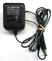 SCP41-120500 Class 2 Transformer Charger AC Adapter Power Supply 12V 500mA - ₹1,398.21 INR