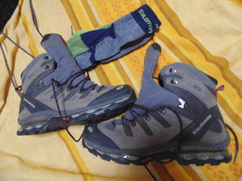 salomon gtx 4d shoe  - $99.00
